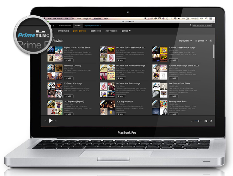 Amazon Shuts Down Its Music Importer Software, Points Users To