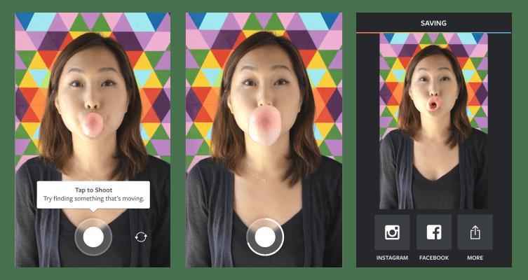 Instagram's New Standalone App Boomerang Captures 1-Second