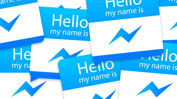 Facebook Messenger Wants To BE Your Phone Number With New