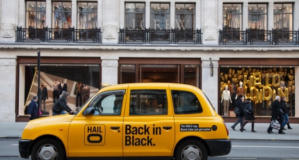 Taxi App Hailo Goes Back To Black Cabs Only In London