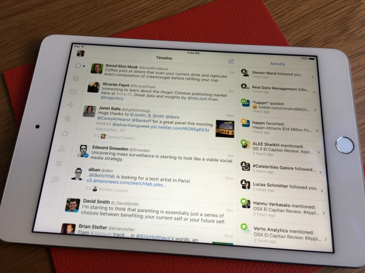 Tweetbot 4 0 Becomes The Best Alternative Twitter Client For