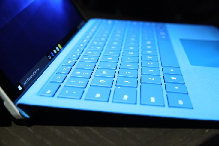 Microsoft's Surface Pro 4 Builds On The Pro 3, Bolstered By