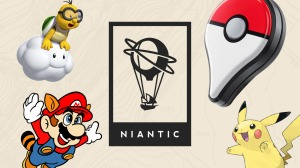 A brief history of Niantic Lab...