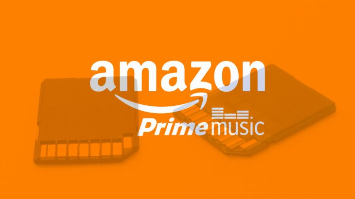 Amazon Prime Music Adds Support For Android Wear, Offline Playback