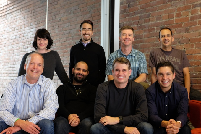 The Pioneer Square Labs team