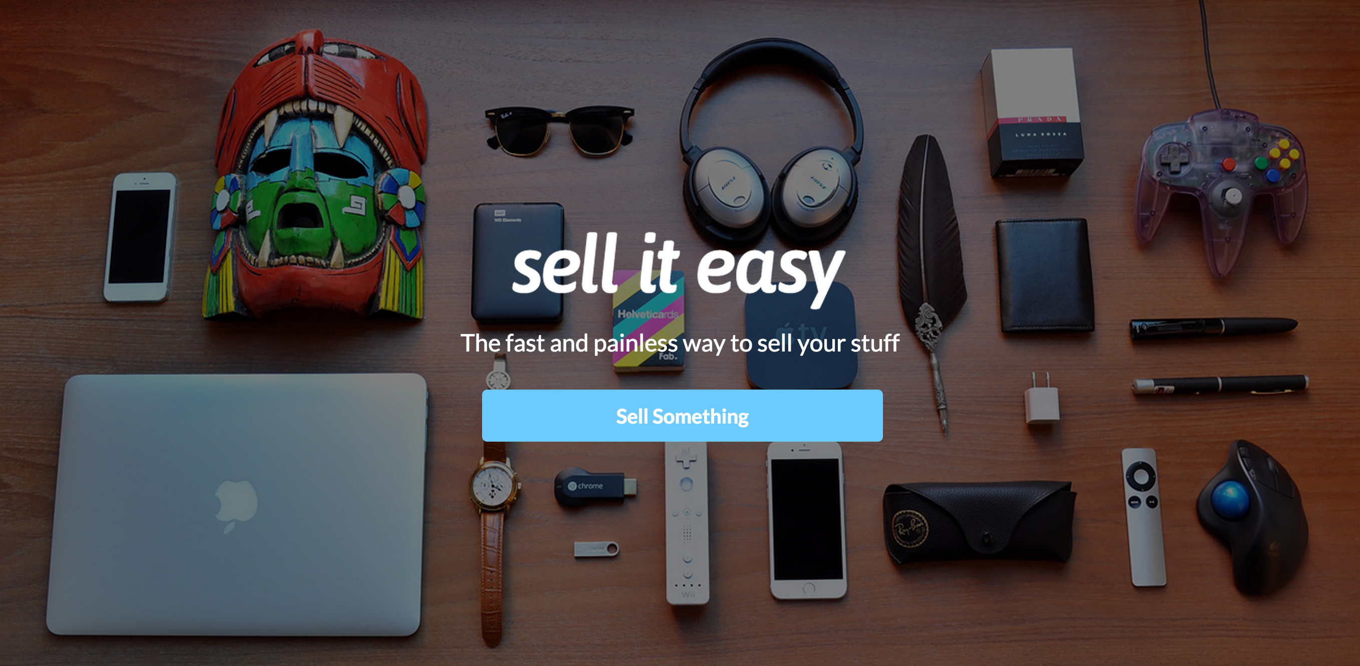Sell It Easy Offers A Hassle Free Alternative To Ebay And Craigslist Including A Pick Up Service Techcrunch
