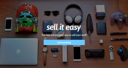 3048dc295 A new startup called Sell It Easy is offering an alternative to larger  marketplaces like eBay or Craigslist with a new service that handles the  entire ...