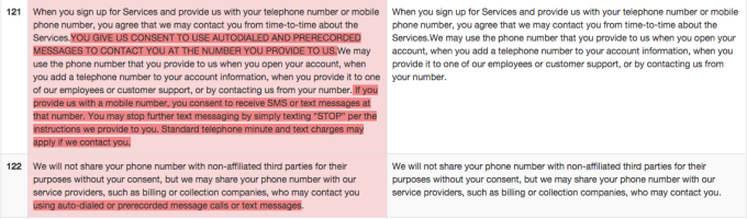 T&Cs Change Tracker Puts Shifting Small-Print In The