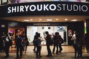 Shiryouko Studio, which produces Twitch broadcasts, in Taipei