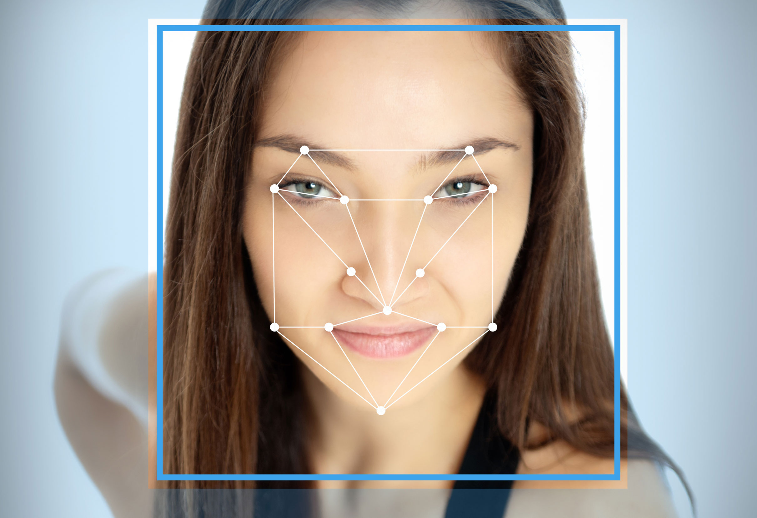 Extremely fast facial recognition software
