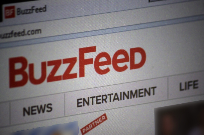 apps like buzzfeed