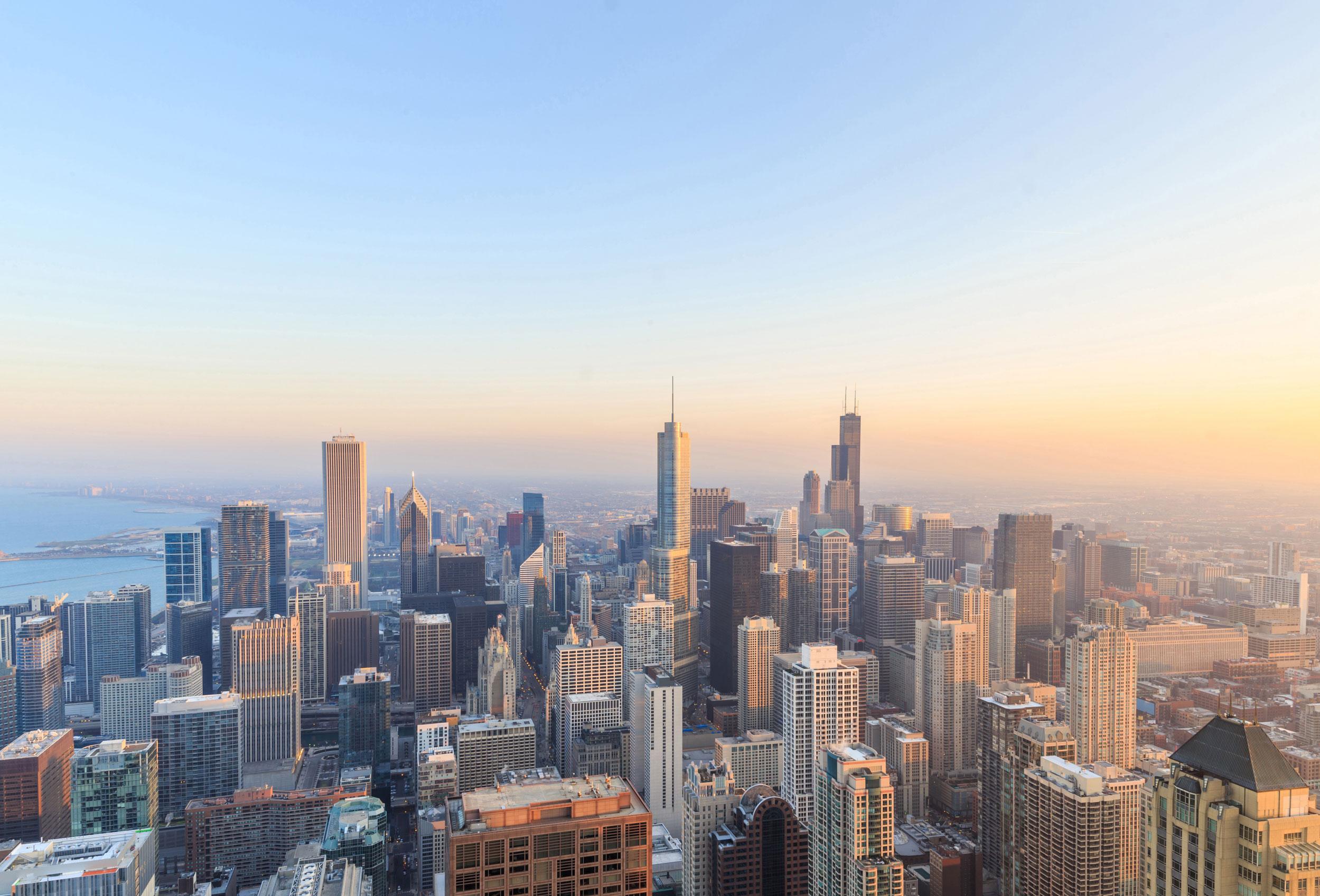 Dating στο Σικάγο vs Νέα Υόρκη