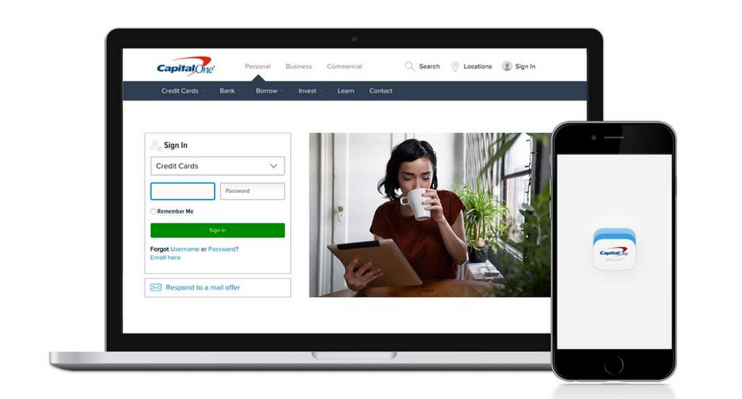 Capital One Launches SwiftID, A Way To Bypass Security