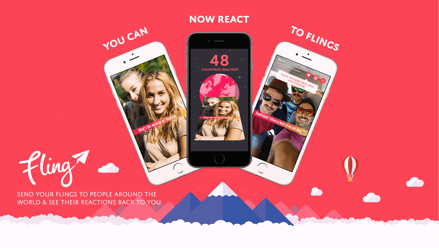 fling com mobile App