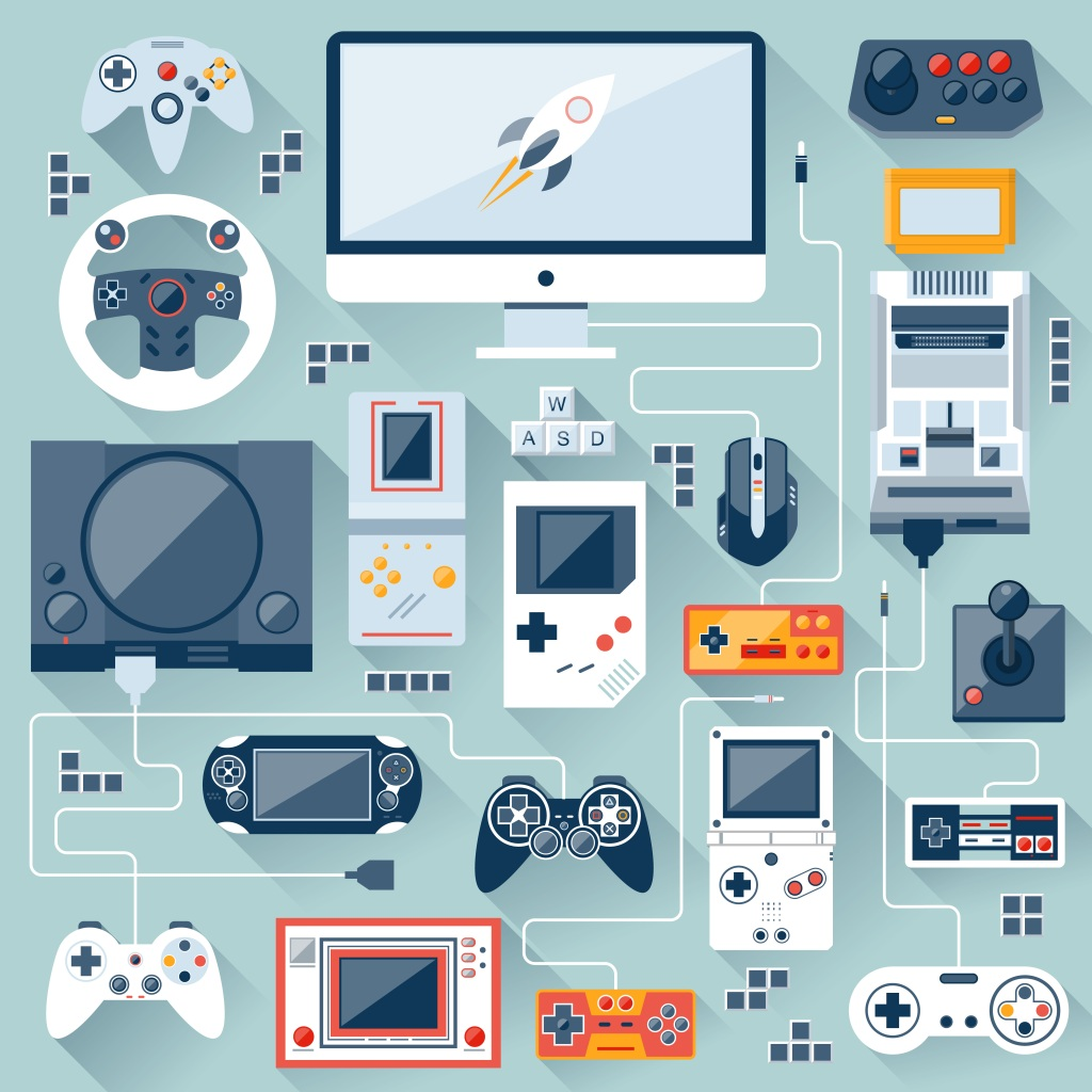 The History Of Gaming: An Evolving Community | TechCrunch