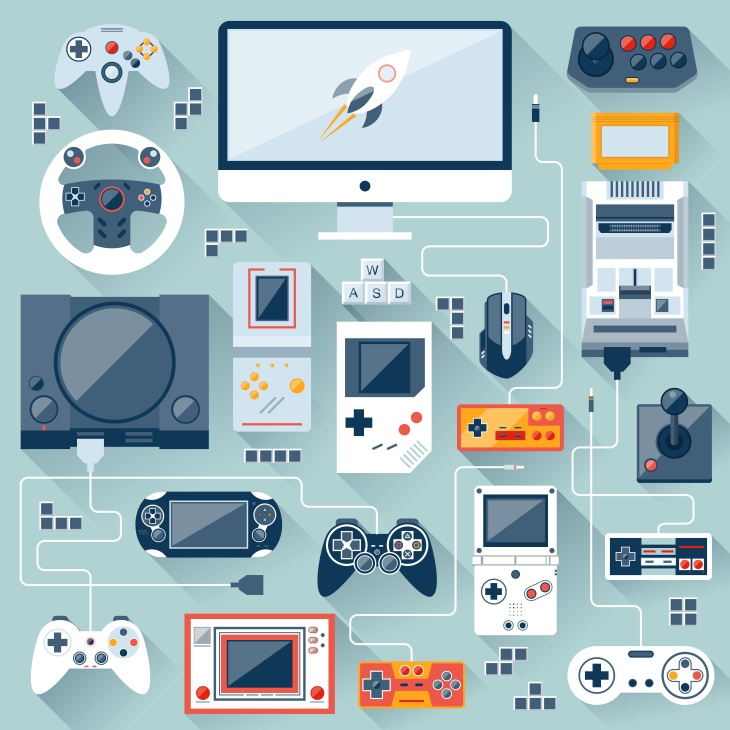 The History Of Gaming An Evolving Community TechCrunch - Game designer jobs uk