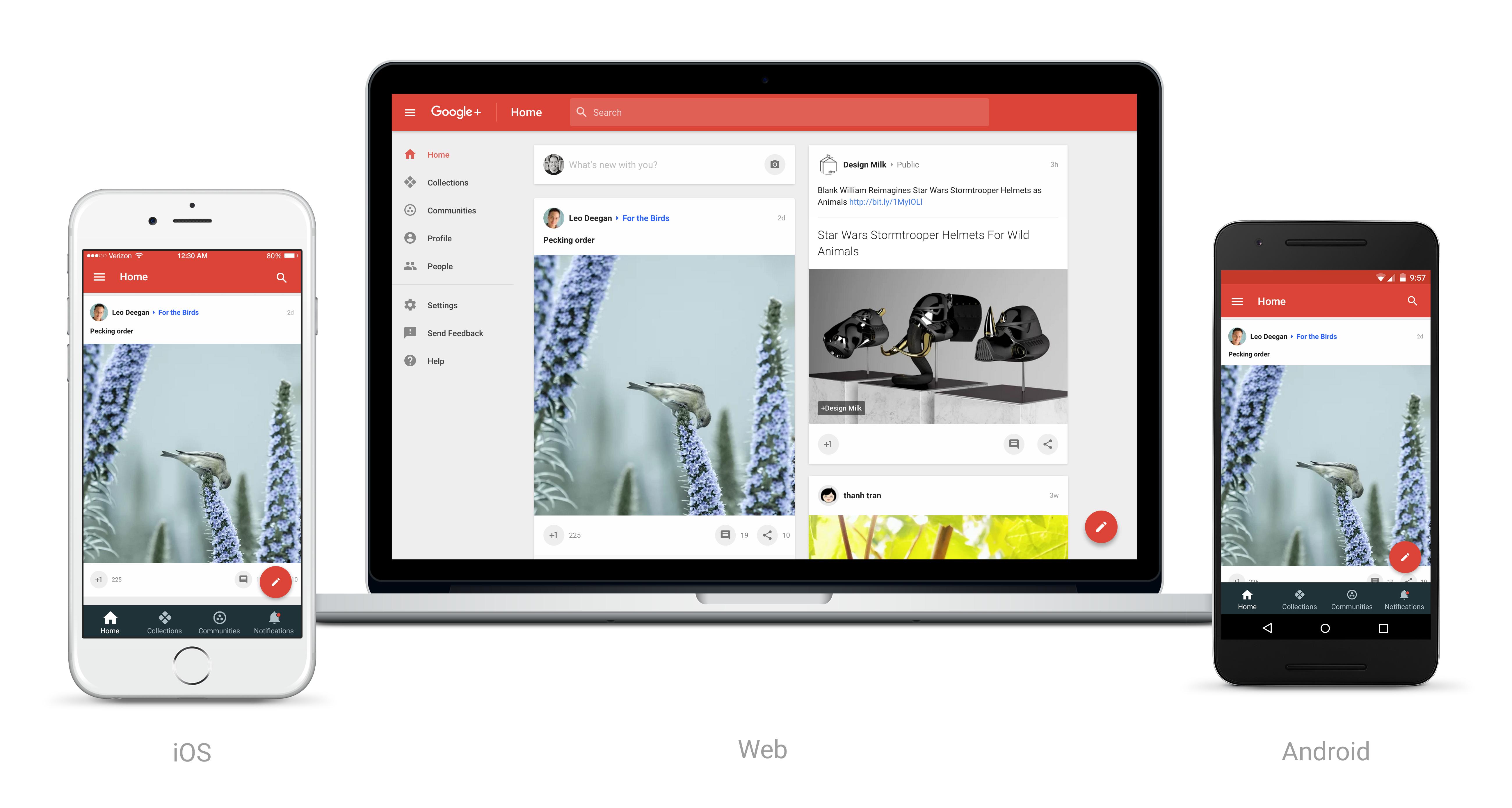 Behind The +1: Meet The New Google+(Plus)   TechCrunch