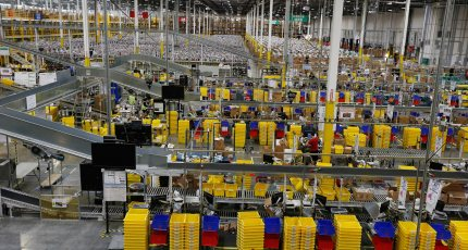 Is Logistics About To Get Amazon'ed?   TechCrunch