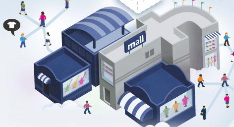 Facebook Mall