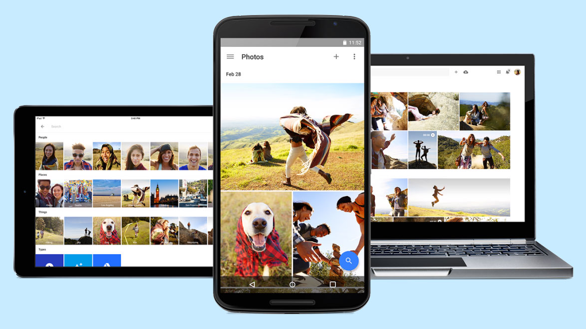 Google Photos adds likes and favorites with hearts and stars