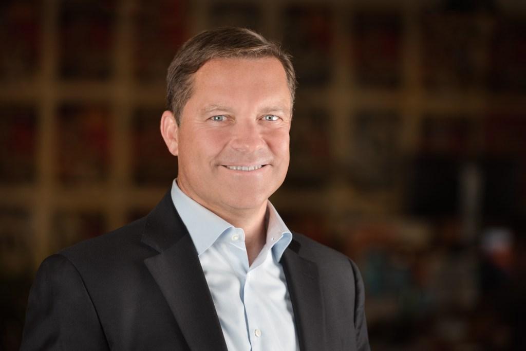 Marten Mikos, HackerOne CEO
