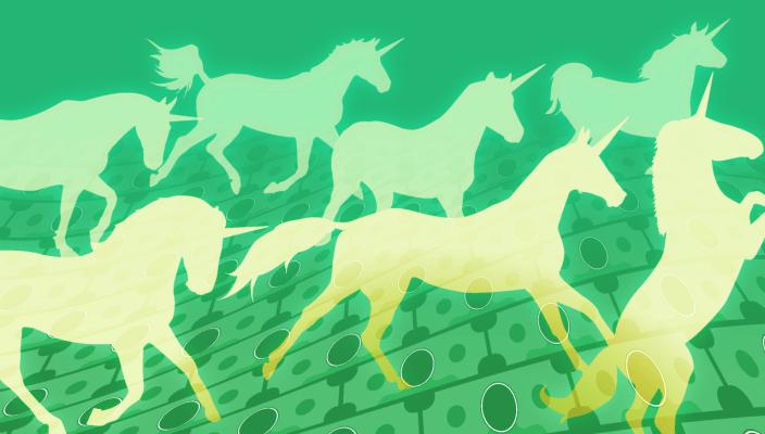 To get big faster, younger unicorns start buying startups sooner high paying unicorns1