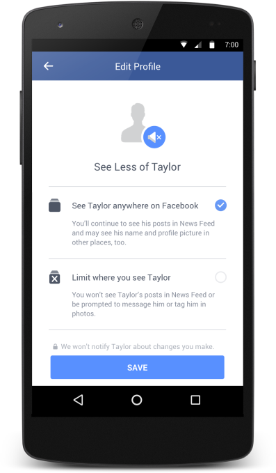 Facebook Debuts The Digital Breakup With New Tools For