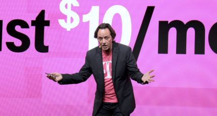 T Mobile Officially Completes Merger With Sprint Ceo John Legere