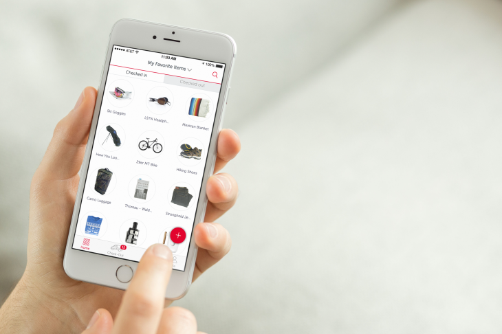 Storage company Omni now lets users share their belongings