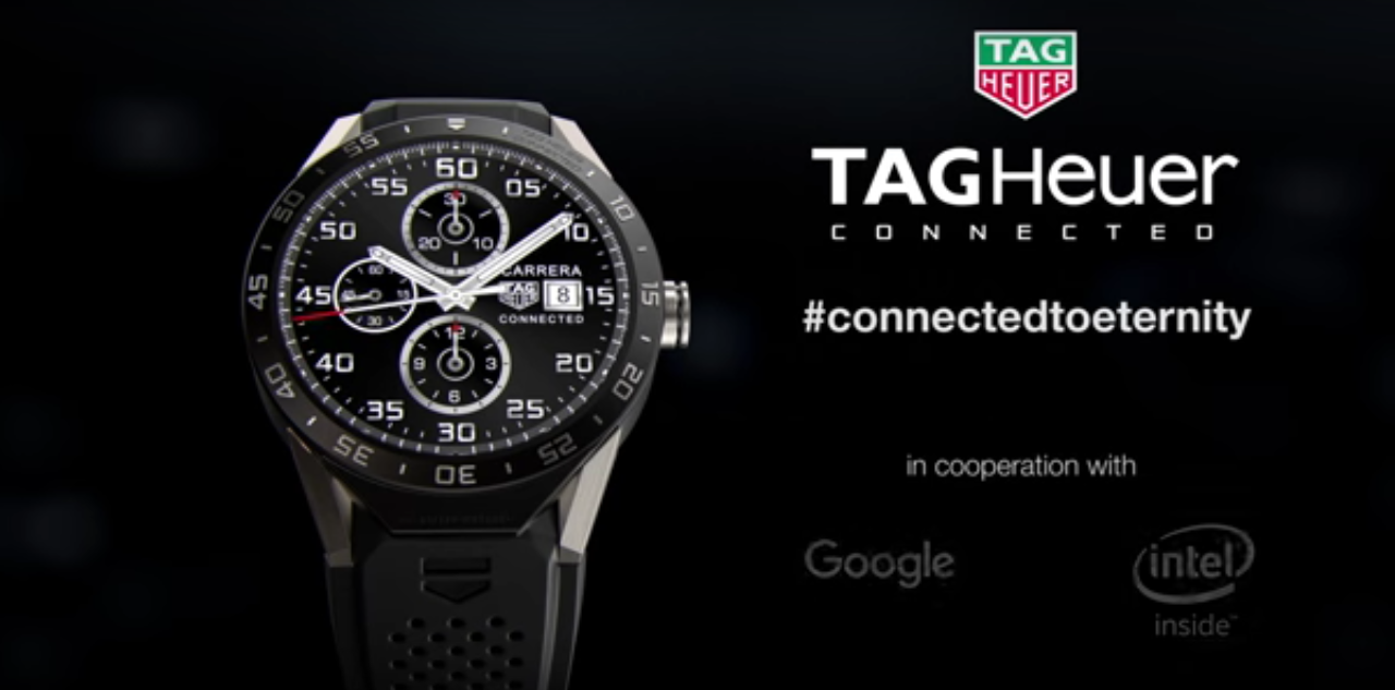 Tag Heuer Introduces The $1500 Carrera Connected ...