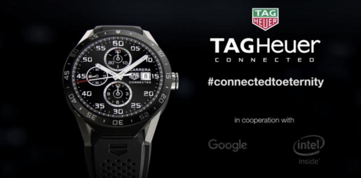 zapatos de separación e8298 e2453 Tag Heuer Introduces The $1500 Carrera Connected Smartwatch ...