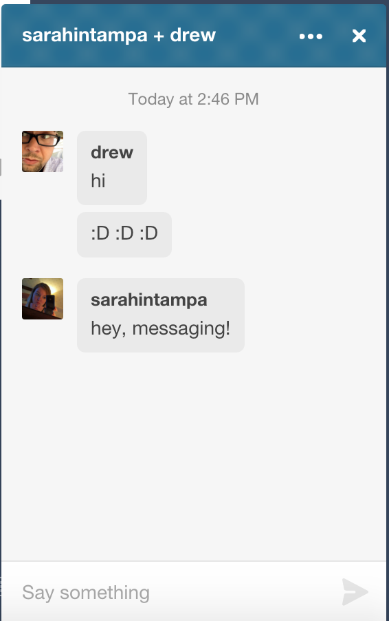 Tumblr Rolls Out Instant Messaging On Both Web And Mobile