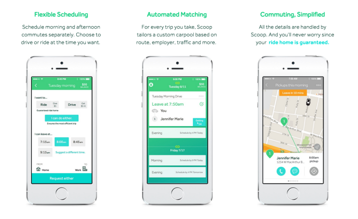 10 Carpooling Apps To Take This Weekend In San Francisco That Aren T