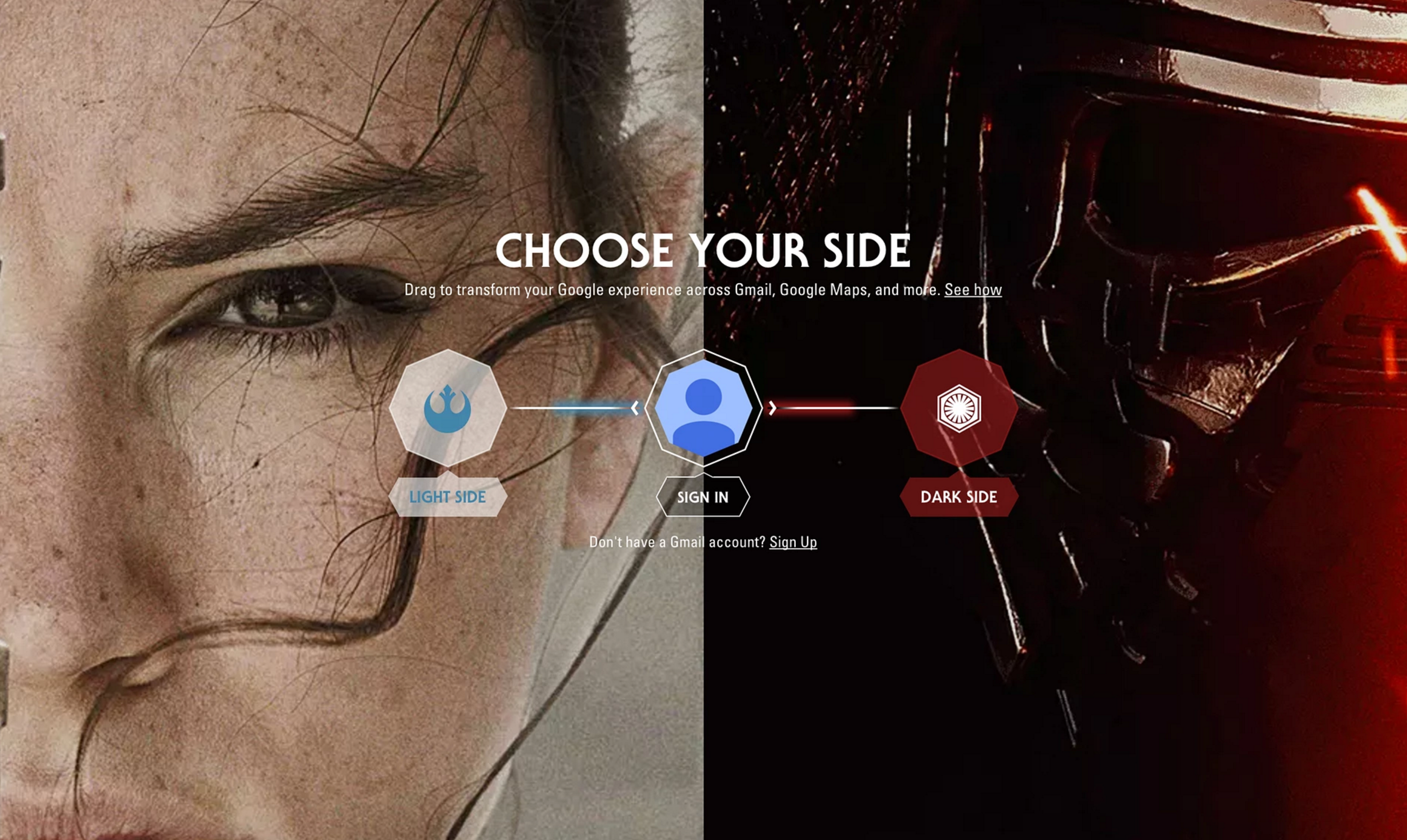 Google Lets You Give Its Apps A Star Wars Makeover Techcrunch