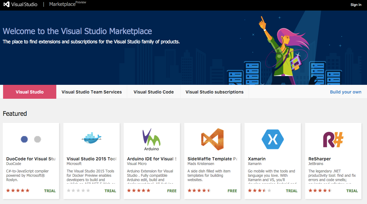 Visual_Studio_Marketplace