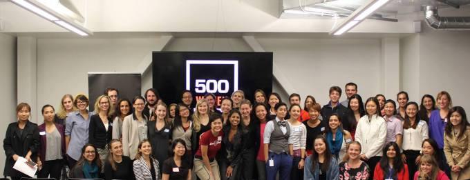 500 Women Meetup
