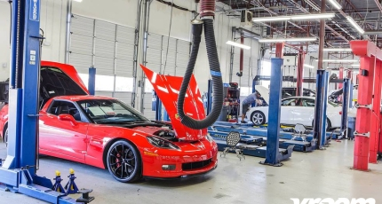 Used car site Vroom lays off staff, 25%-50% says source, as