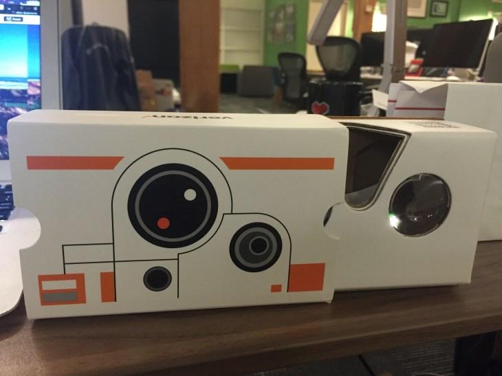 Get A Free Star Wars Edition Google Cardboard | TechCrunch