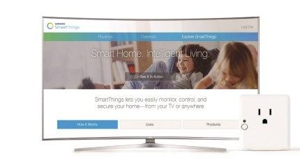 smartthings | TechCrunch