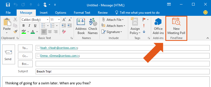 How to Send on Behalf of in Outlook 2013 (with Pictures ...