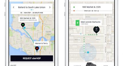 Uber's Testing A New Mass Transit Alternative | TechCrunch
