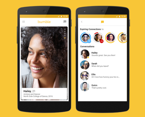 Bumble dating app download android