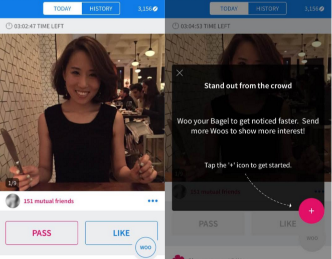 Coffee Meets Bagel Adds Its Own Version Of Super Like With Send A Woo