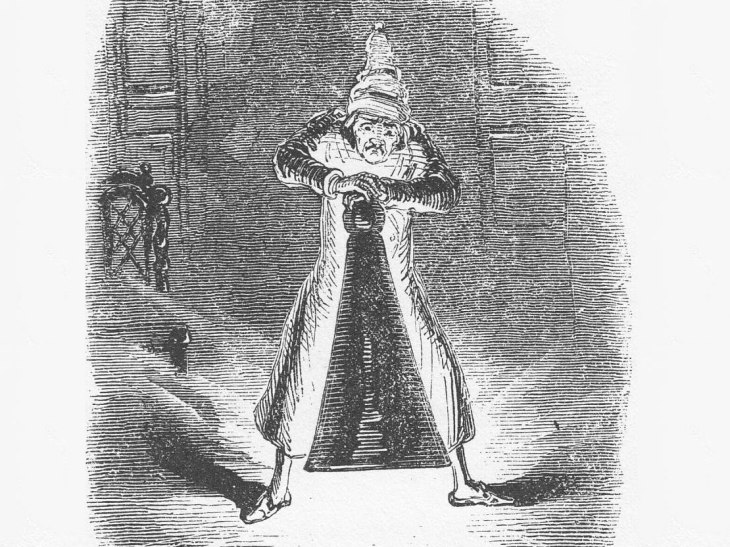 A Christmas Carol Scrooge Drawing Easy.Mobile Virtual Reality Is The Ghost Of Christmas Past