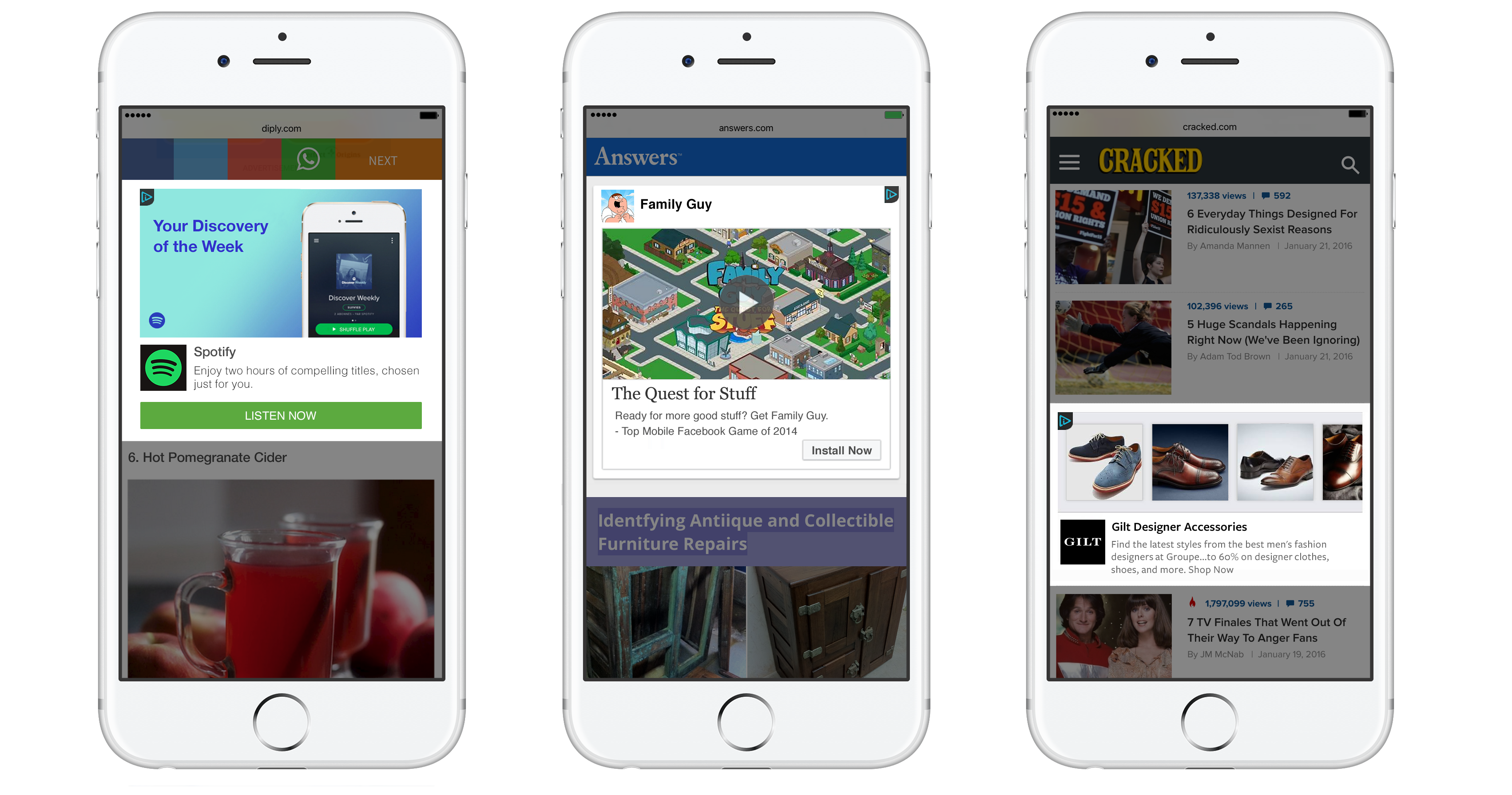 Facebook Updates Audience Network To Include Support For