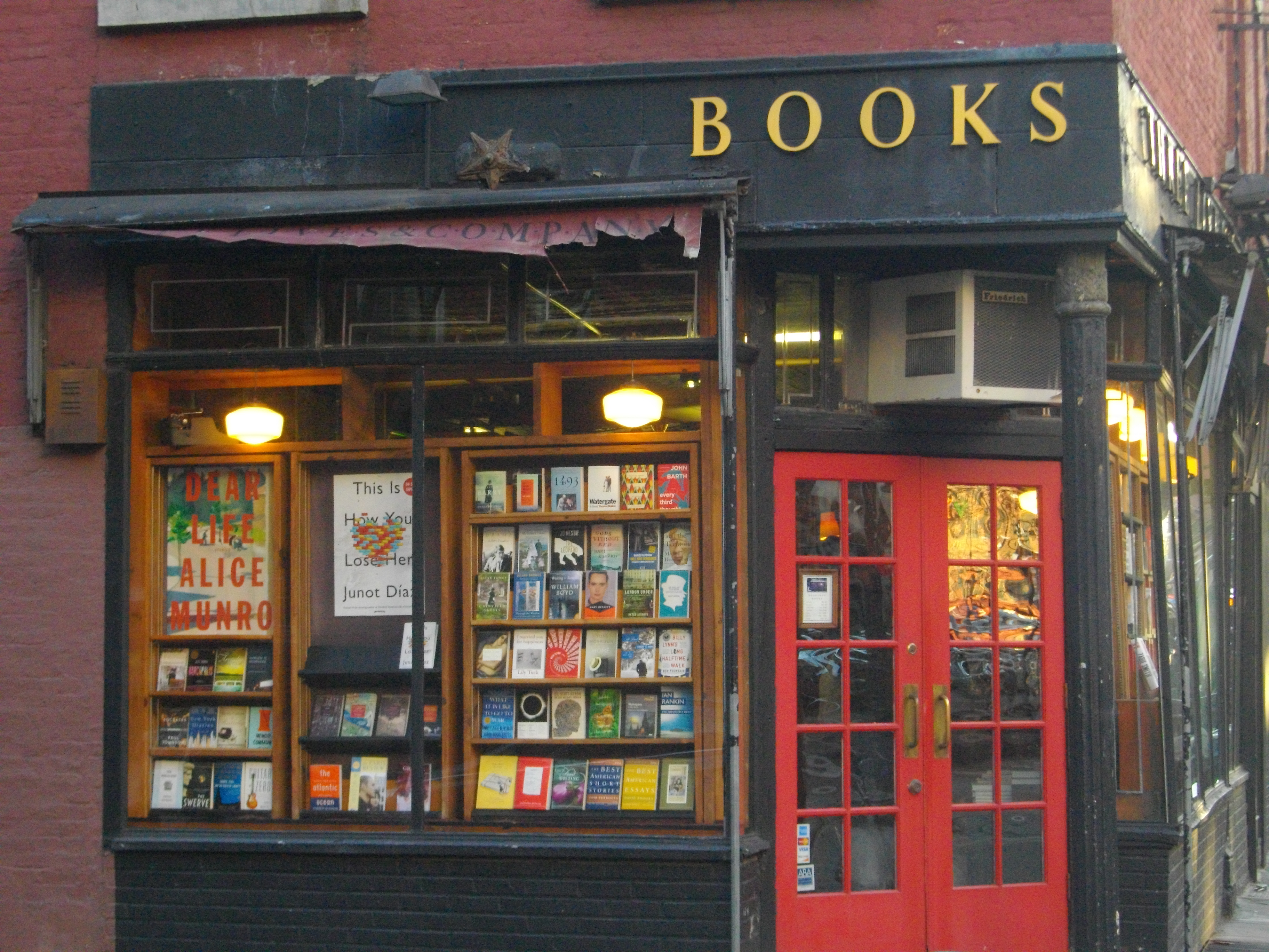 "As ""Paying The Writer"" Gets Easier, Whither Bookstores? 