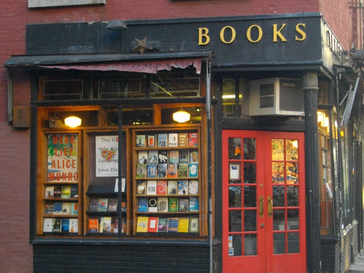 Image result for bookstore