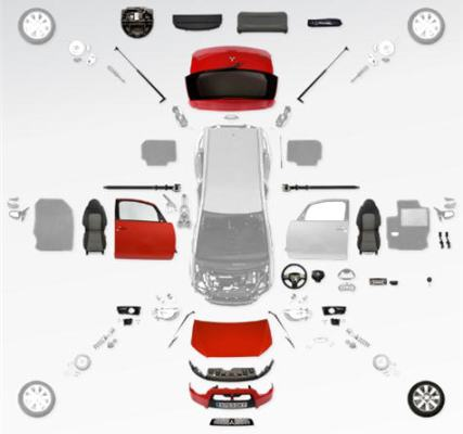 Can fractional car ownership work techcrunch for Ford motor company auto parts