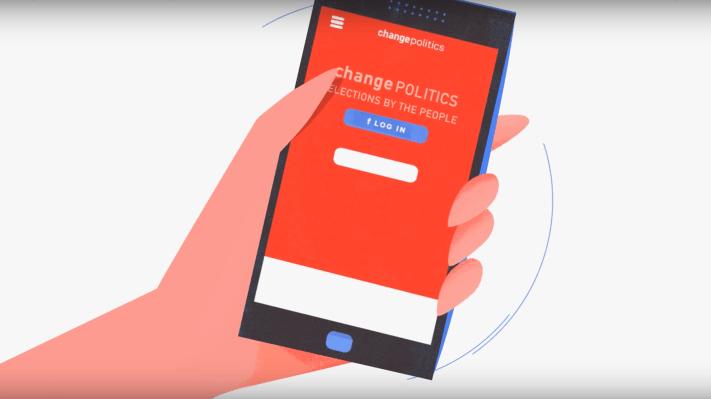 Change politics