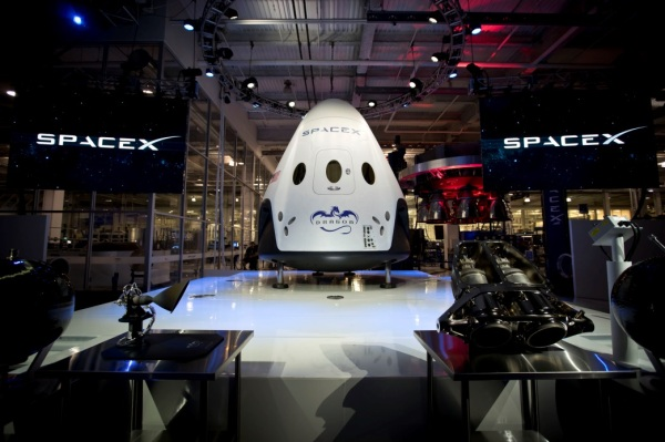 dragon2 - SpaceX will get NASA's approval to test originate Crew Dragon